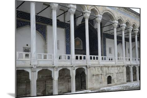 Exterior of Tiled Kiosk Museum, Istanbul, Turkey--Mounted Photographic Print