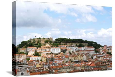 View of Lisbon, Portugal--Stretched Canvas Print