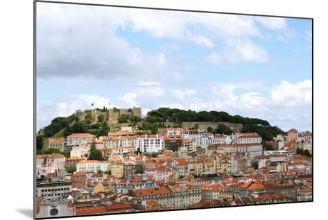 View of Lisbon, Portugal--Mounted Photographic Print