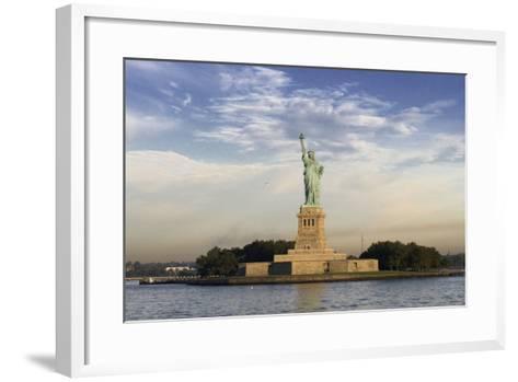 The Statue of Liberty, New York, USA--Framed Art Print