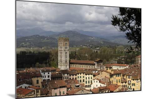 Italy, Lucca, Panorama--Mounted Photographic Print