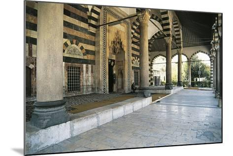Mosque of Suleiman the Magnificent, Damascus, Syria--Mounted Photographic Print