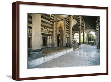Mosque of Suleiman the Magnificent, Damascus, Syria--Framed Art Print
