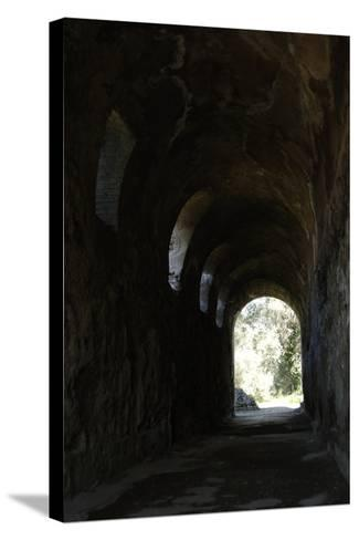 Hadrian's Villa, 2nd Century, Italy--Stretched Canvas Print