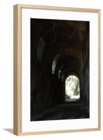 Hadrian's Villa, 2nd Century, Italy--Framed Art Print