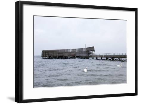 Kastrup Sea Baths, Kastrup, Copenhagen, Denmark--Framed Art Print