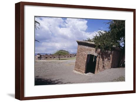 Fort Charles, Port Royal, Jamaica--Framed Art Print