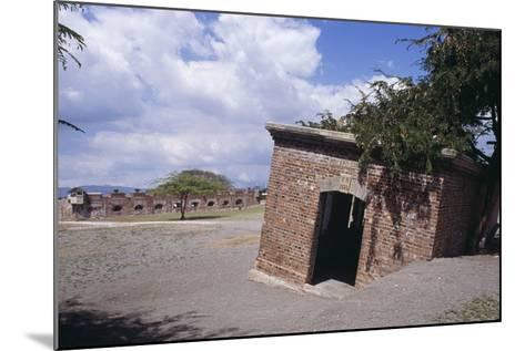 Fort Charles, Port Royal, Jamaica--Mounted Photographic Print