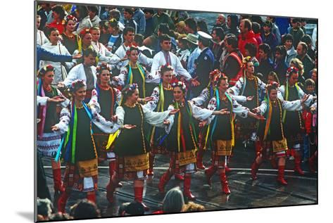 Parade, Moomba Festival, Melbourne, Victoria, Australia--Mounted Photographic Print