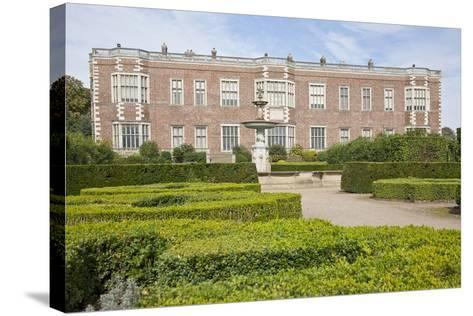 Temple Newsam House--Stretched Canvas Print