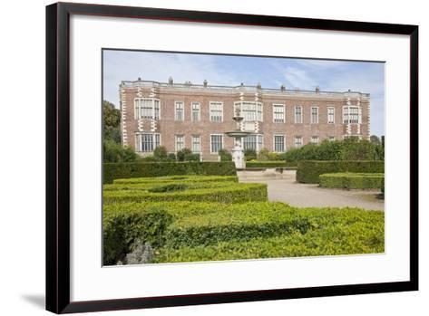 Temple Newsam House--Framed Art Print