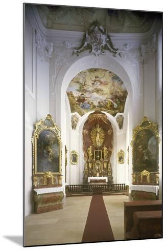 Chapel of St. Joseph, Jemništ? Château--Mounted Photographic Print