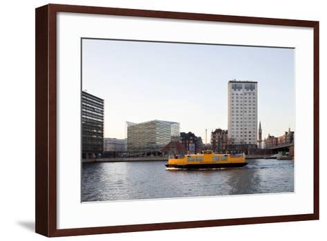 Copenhagen, Denmark--Framed Art Print