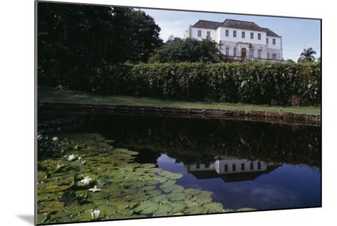 Rose Hall, Jamaica--Mounted Photographic Print