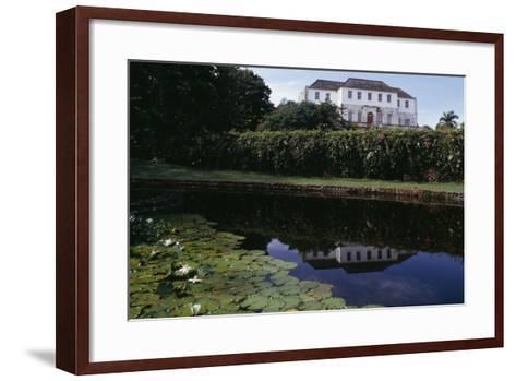 Rose Hall, Jamaica--Framed Art Print