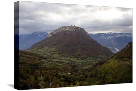 Chartreuse Massif, Is?re, France--Stretched Canvas Print