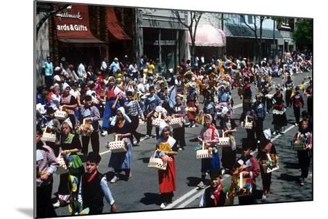 Parade, Tulip Time Festival, Holland, Michigan--Mounted Photographic Print