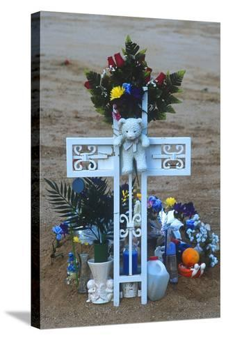 Display, Day of the Dead, Tucson, Arizona--Stretched Canvas Print
