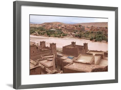 Ksar of Ait-Ben-Haddou, Morocco--Framed Art Print
