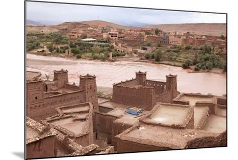 Ksar of Ait-Ben-Haddou, Morocco--Mounted Photographic Print