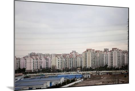 Between Shanghai and Hangzhou, China--Mounted Photographic Print