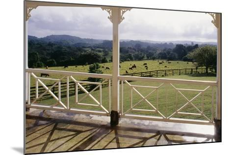 A Glimpse of England', Jamaica--Mounted Photographic Print
