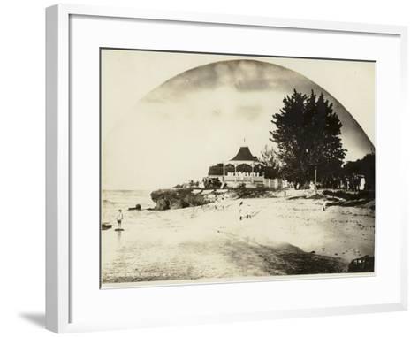 Hastings, Barbados, 1895--Framed Art Print