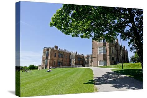 Temple Newsam House, West Yorkshire--Stretched Canvas Print