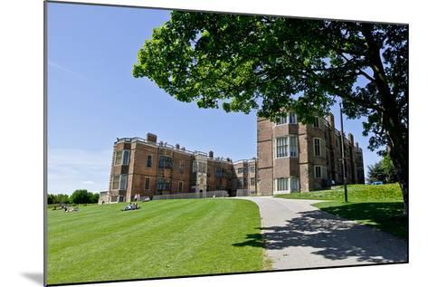 Temple Newsam House, West Yorkshire--Mounted Photographic Print