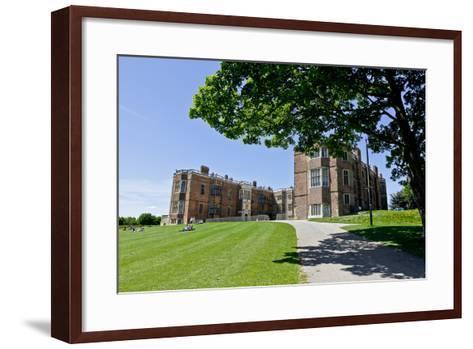 Temple Newsam House, West Yorkshire--Framed Art Print