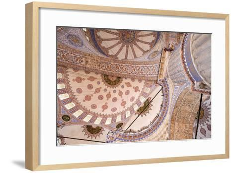 Yeni Mosque, Istanbul, Turkey--Framed Art Print