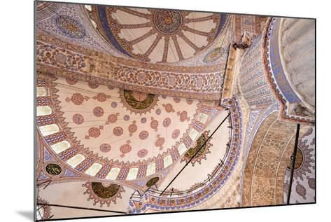 Yeni Mosque, Istanbul, Turkey--Mounted Photographic Print