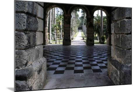 Codrington College, Barbados--Mounted Photographic Print
