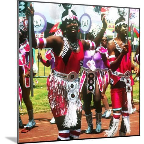 Crop over Celebration, Barbados--Mounted Photographic Print