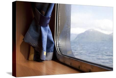 Ferry Between Hareid-Sulesund, Norway, 2010--Stretched Canvas Print