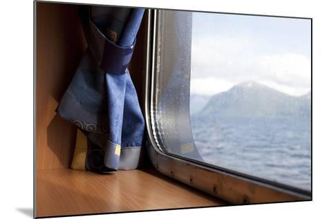 Ferry Between Hareid-Sulesund, Norway, 2010--Mounted Photographic Print