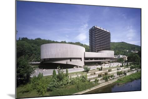 Thermal Hotel, Karlovy Vary, Czech Republic--Mounted Photographic Print