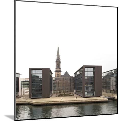 Copenhagen, Denmark--Mounted Photographic Print