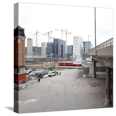 Oslo, Norway, 2010--Stretched Canvas Print