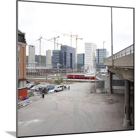 Oslo, Norway, 2010--Mounted Photographic Print
