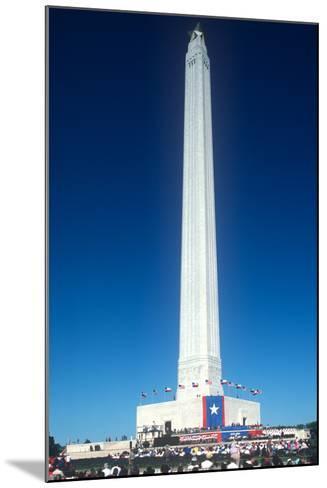 San Jacinto Celebration, Houston, Texas--Mounted Photographic Print