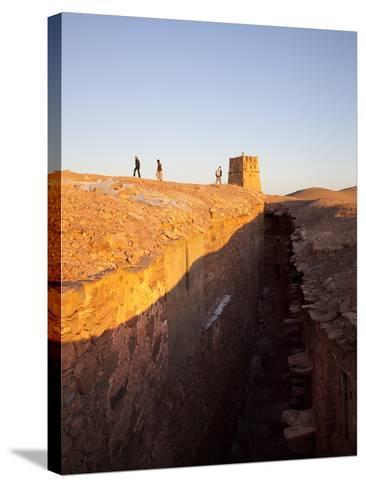 Agadir Aït Oughayne, Near Taroudant, Morocco--Stretched Canvas Print