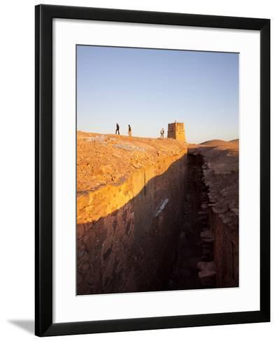 Agadir Aït Oughayne, Near Taroudant, Morocco--Framed Art Print