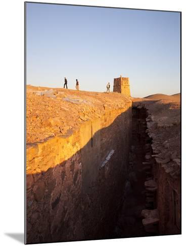 Agadir Aït Oughayne, Near Taroudant, Morocco--Mounted Photographic Print