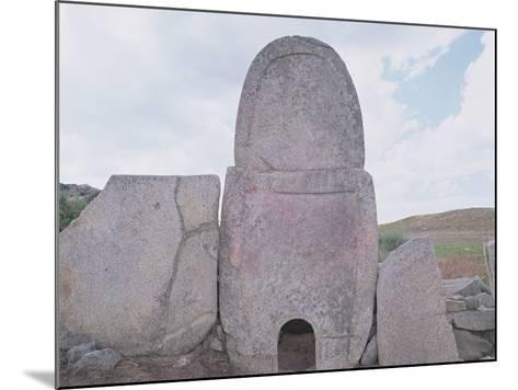 Tomba Di Gigante Di Coddu Vecchiu, Arzachena, Sardinia--Mounted Photographic Print
