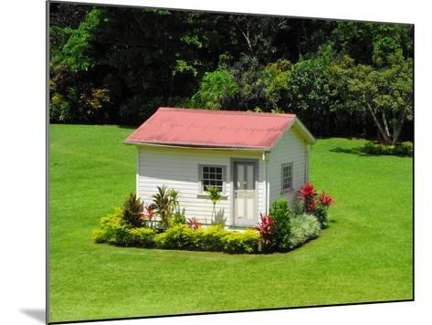 Chalet in the Grounds of Villa Vailima, Apia, Samoa--Mounted Photographic Print