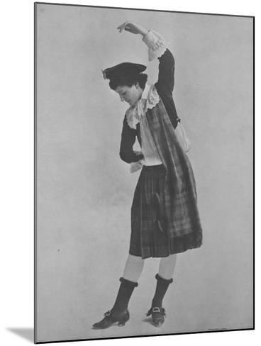 Stella Blair--Mounted Photographic Print