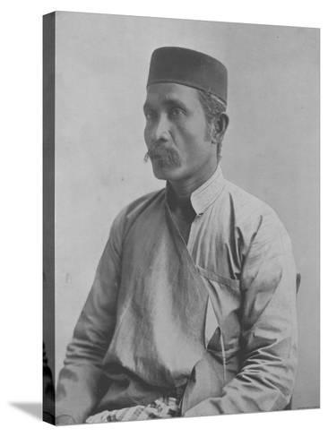 Abu El Hade--Stretched Canvas Print
