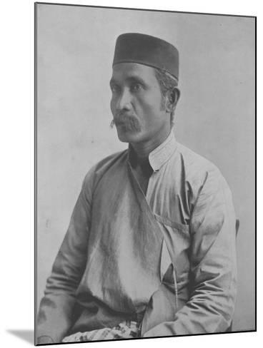 Abu El Hade--Mounted Photographic Print