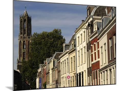 Tower of the Cathedral of Saint Martin, 14th Century, Utrecht--Mounted Photographic Print